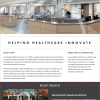 Website and Video for Healthcare Design & Construction Company