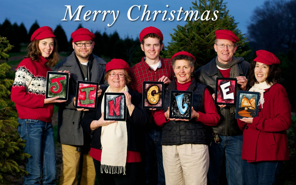 Merry Christmas from the Accent Team