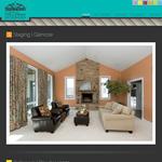B Dunn Interiors: Interior Design Website Design