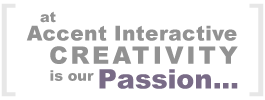 Accent Interactive, where creativity is our passion, is a creative marketing agency in Baltimore