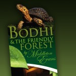 Bodhi & The Freindly Forrest Bookmark