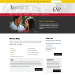 University of Maryland Employee Assistance Program web design